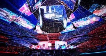 The future of e-sports as a stadium sport
