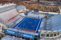 Boise State to replace iconic blue turf