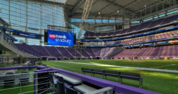 US Bank Stadium installing new artificial turf