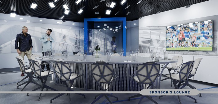Sponsor's Lounge