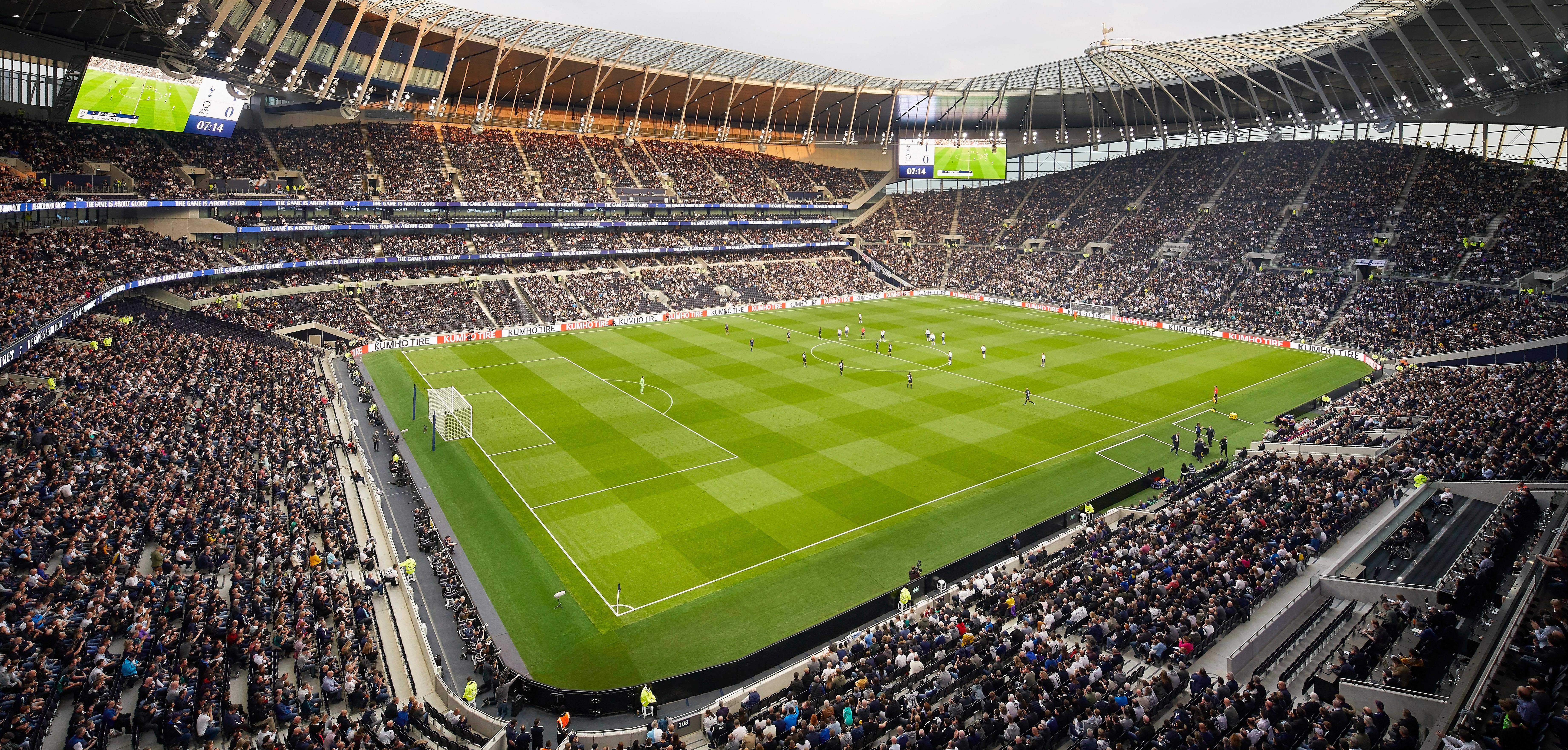Tottenham Hostpur Stadium To Host European Rugby Finals In 2021 Stadia Magazine