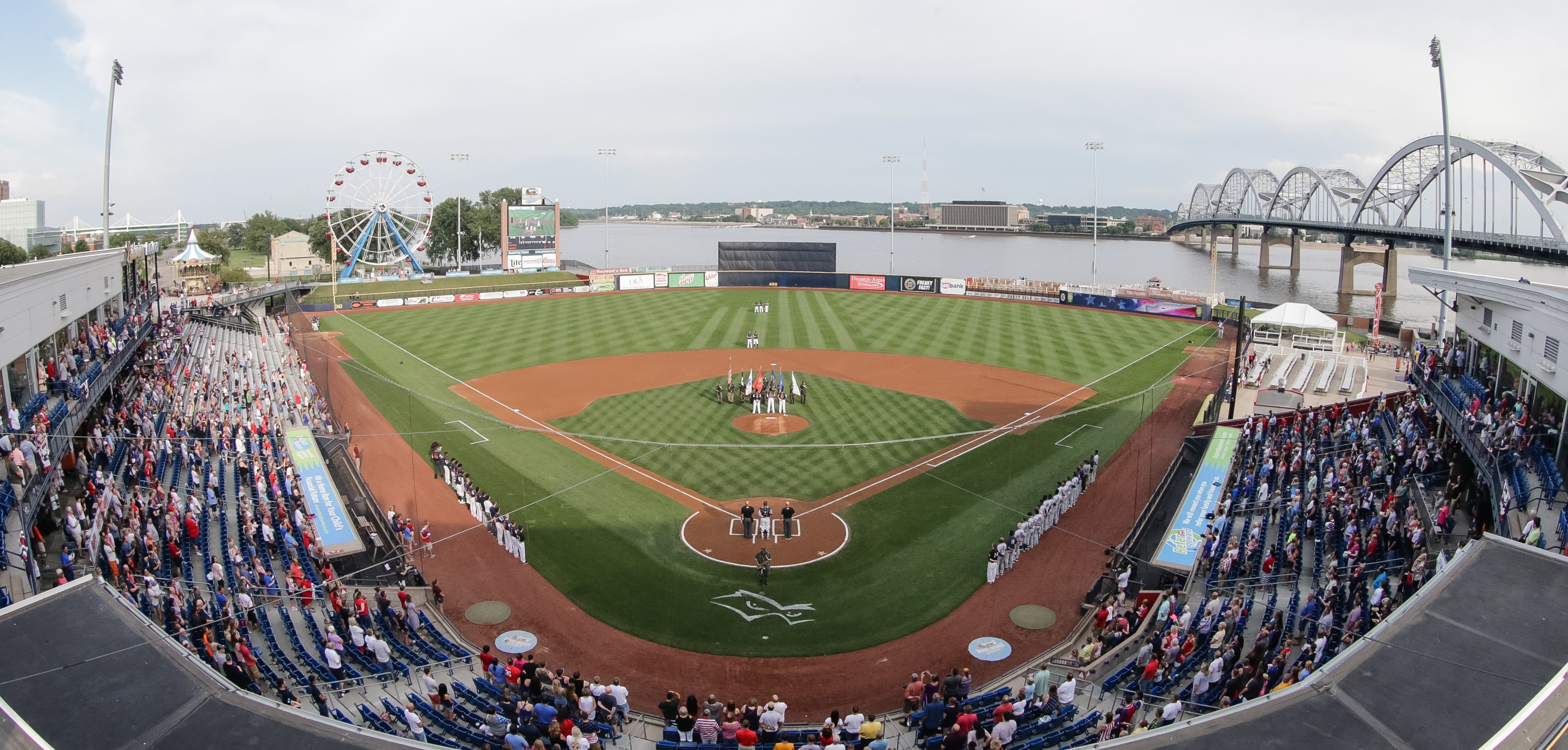 2019 Stars and Stripes mowing contest announced | Stadia