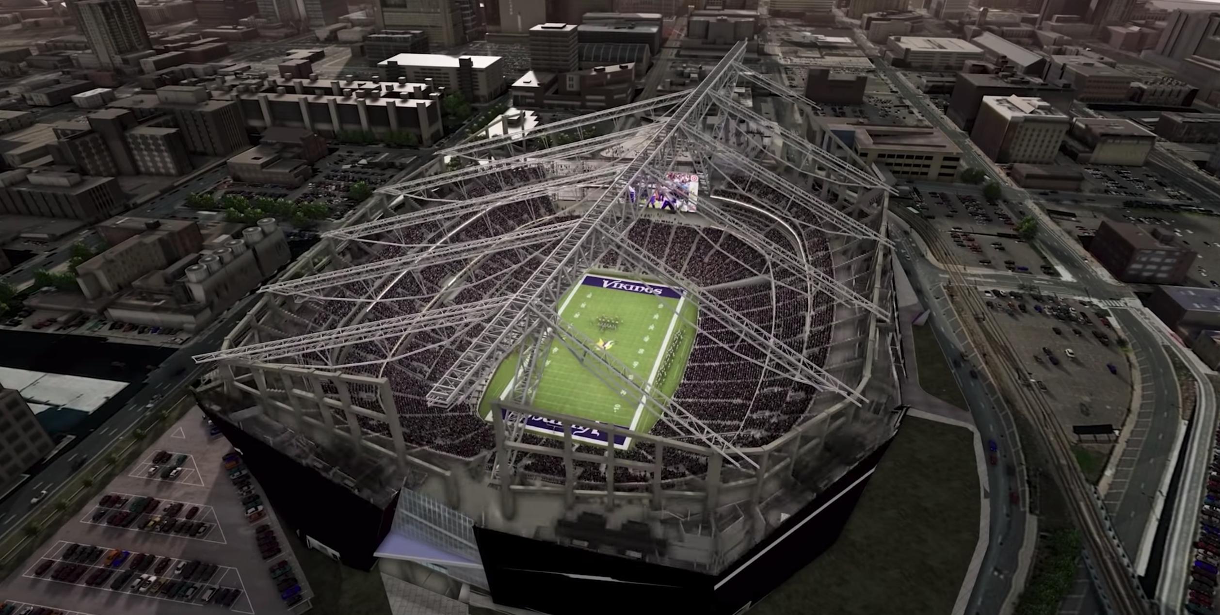 Stadium Design Software