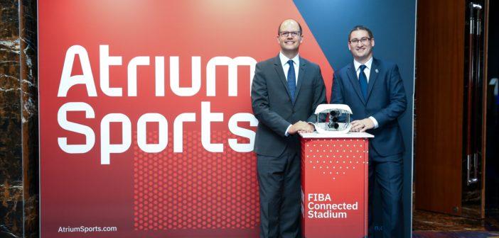 FIBA connected stadium