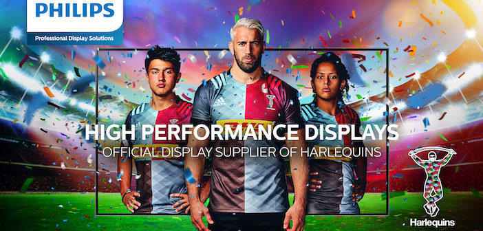 Harlequin Rugby Campaign