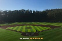 Appalachian State Baseball program's field
