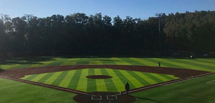 Appalachian State Baseball program's field