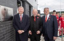 Training hub Aberdeen FC Opening
