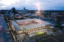 Design revealed for St. Louis MLS stadium