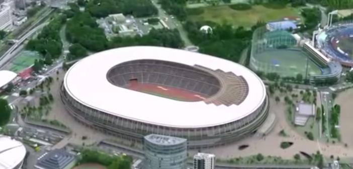 Toyko National Stadium