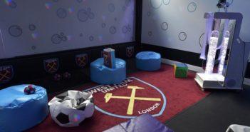West Ham sensory room