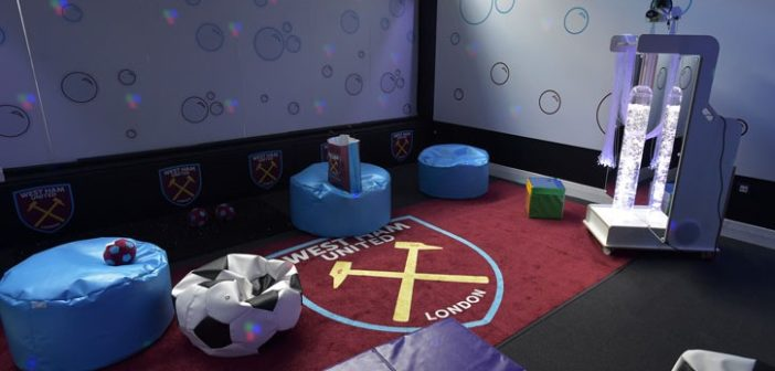 West Ham sensory room