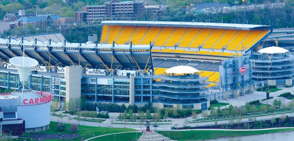 Pittsburgh Steelers Install Solar Panels At Heinz Field