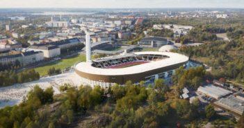 Helsinki Olympic Stadium