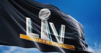 Super Bowl 2021 LV logo