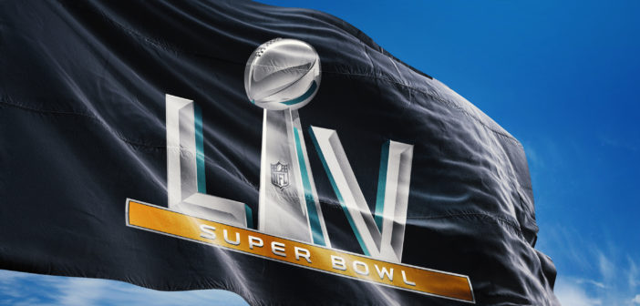 Super Bowl 2021 LV logo