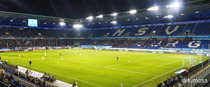 Lumosa MSV Duisburg Stadium